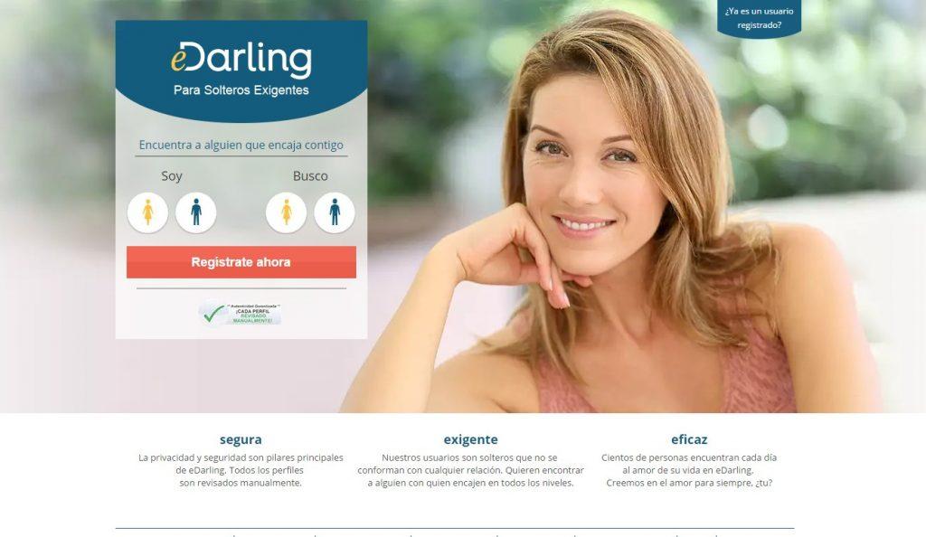 edarling-frontpage
